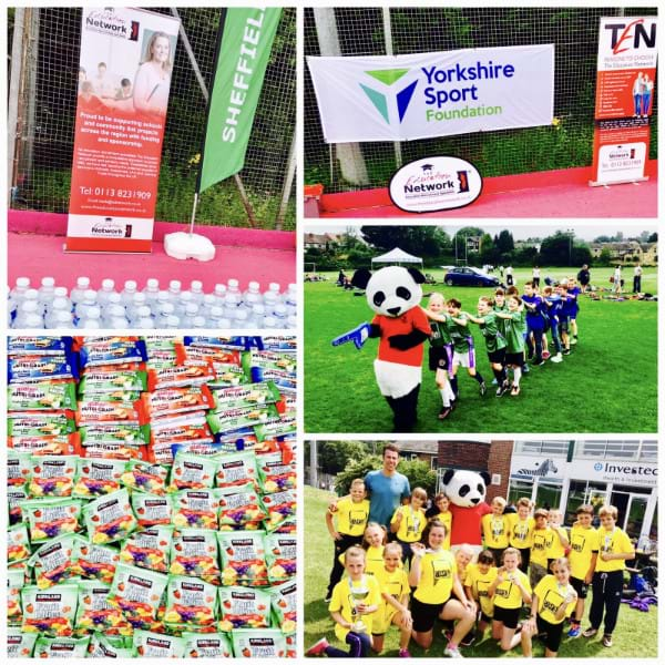 South Yorkshire School Games 2017 – Summer festival