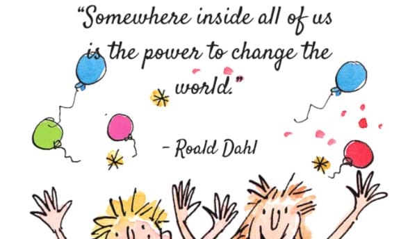 5 valuable life lessons Roald Dahl taught us all