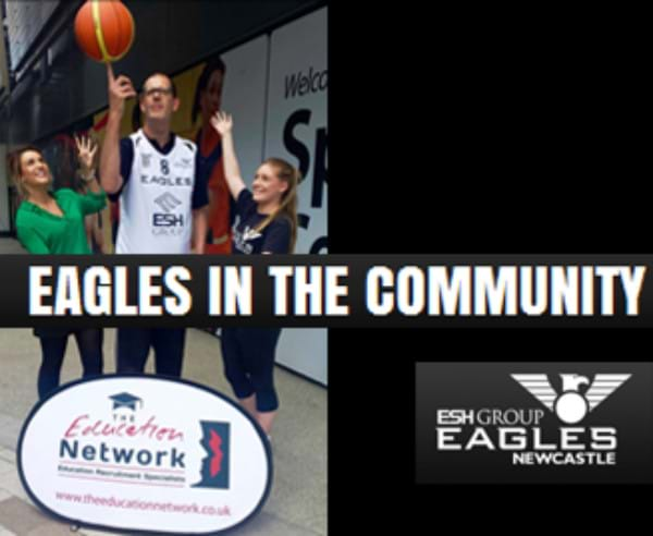 Thousands of children to benefit from The Education Network & Eagles Community Foundation