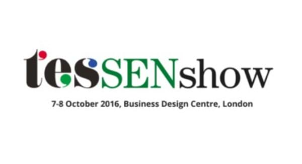 Come see us at the TES SEN Show!