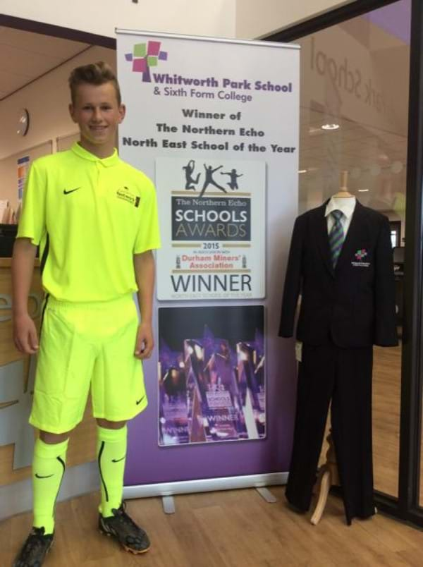 Whitworth Park School Gets New Kit